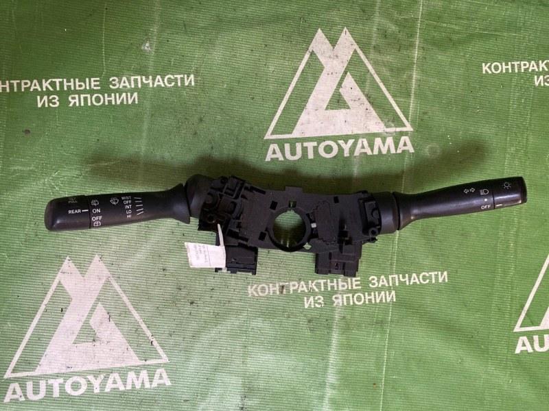 Блок подрулевых переключателей Toyota Ractis NCP100 (б/у)