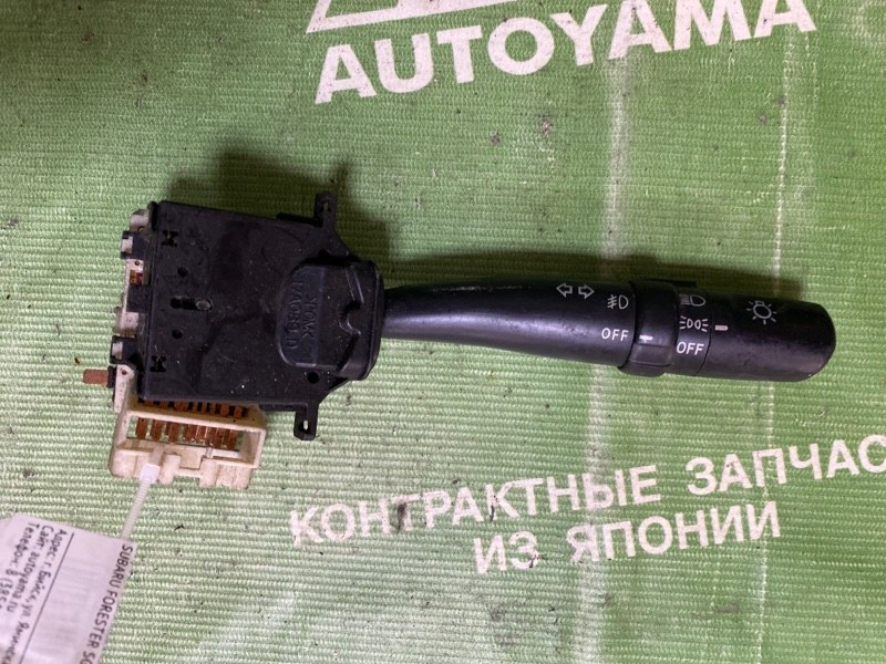 Переключатель света Subaru Forester SG5 (б/у)