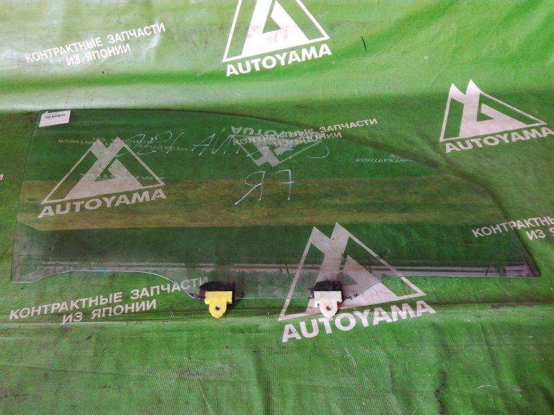 Стекло Toyota Carina AT190 переднее правое (б/у)