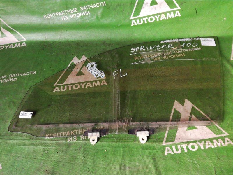 Стекло Toyota Sprinter AE100 переднее левое (б/у)