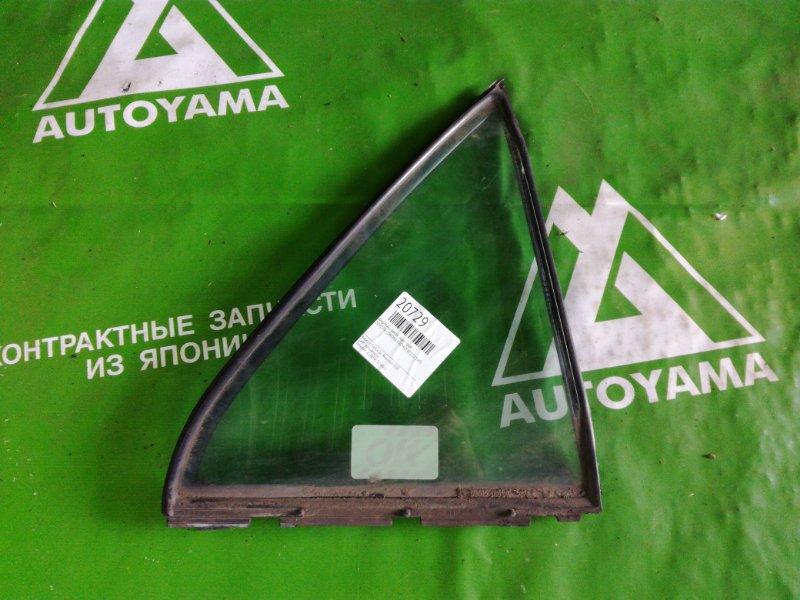 Форточка двери Toyota Corona Premio AT210 5AFE задняя правая (б/у)