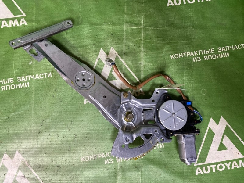 Стеклоподъемник Honda Hr-V GH1 задний правый (б/у)