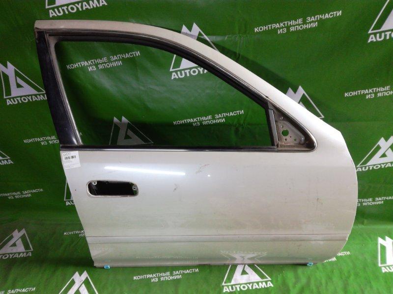 Дверь Toyota Cresta GX90 передняя правая (б/у)