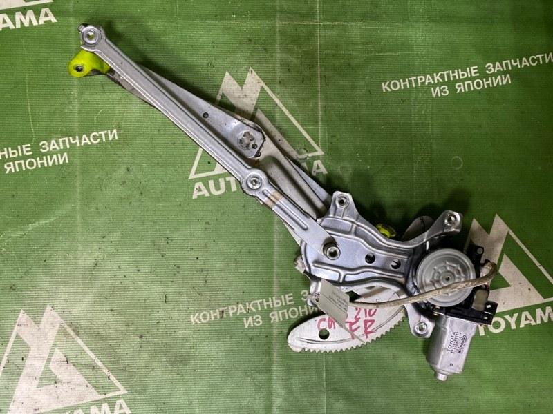 Стеклоподъемник Toyota Carina AT211 5AFE передний правый (б/у)