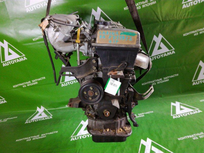 Двигатель Toyota Caldina AT190 7AFE (б/у)