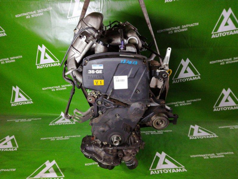 Двигатель Toyota Caldina ST195 3SGE (б/у)