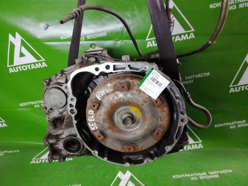 Кпп автоматическая Toyota Corsa EL51 5EFE (б/у)