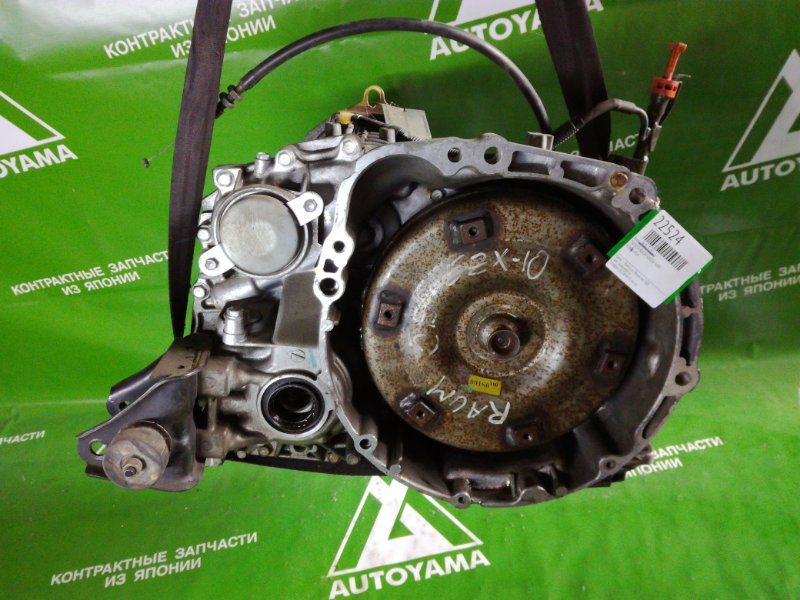 Кпп автоматическая Toyota Raum EXZ10 5EFE (б/у)
