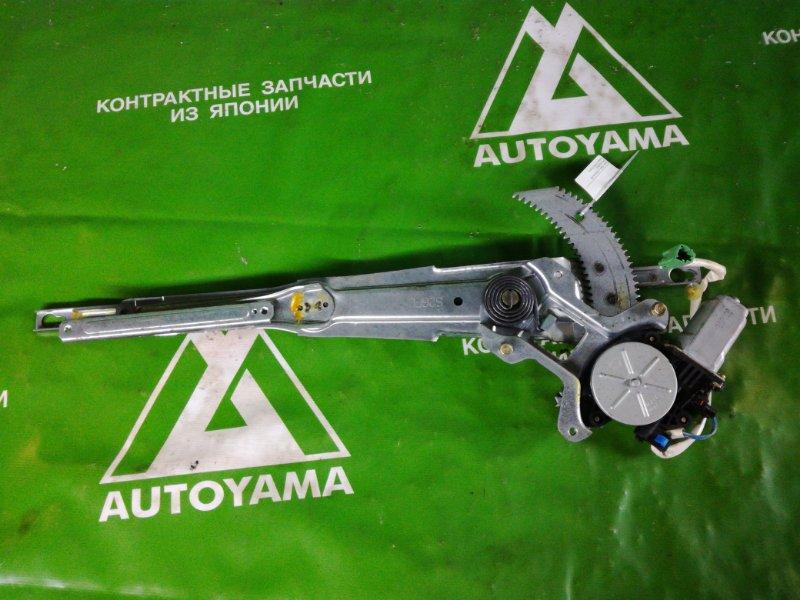 Стеклоподъемник Honda Stepwgn RF3 K20A передний левый (б/у)