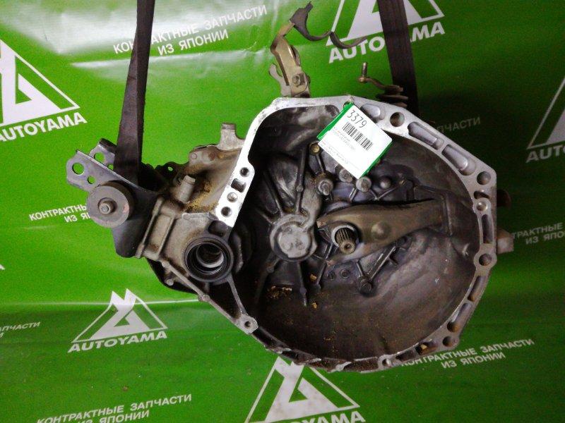 Кпп механическая Toyota Vitz SCP10 1SZFE (б/у)