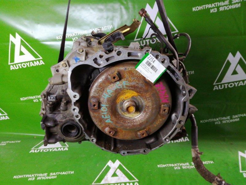 Кпп автоматическая Toyota Sprinter Marino AE101 4AGE (б/у)