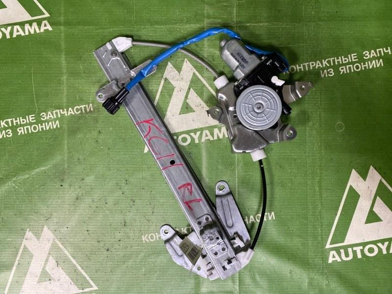 Стеклоподъемник Nissan Bluebird Sylphy KG11 задний левый (б/у)