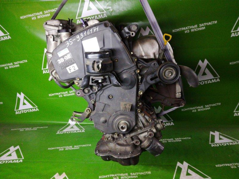 Двигатель Toyota Rav4 SXA11 3SGE (б/у)