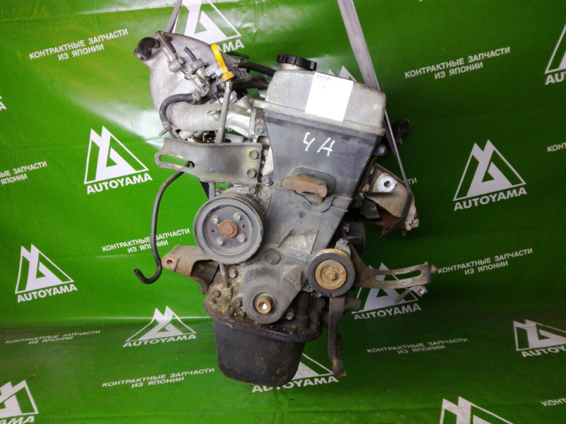 Двигатель Toyota Sprinter Carib AE111 4AFE (б/у)