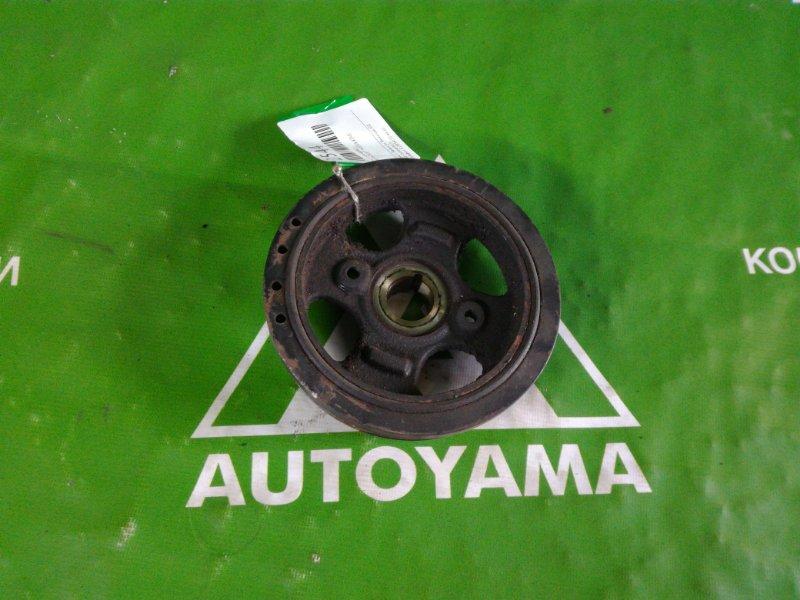Шкив коленвала Toyota Duet M101A K3VE (б/у)