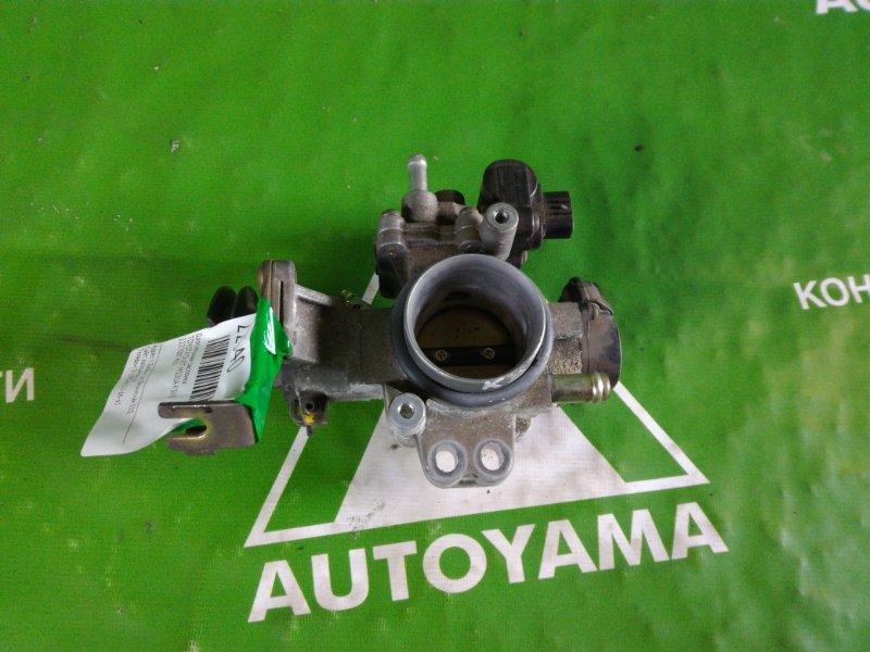 Дроссельная заслонка Toyota Duet M101A K3VE (б/у)