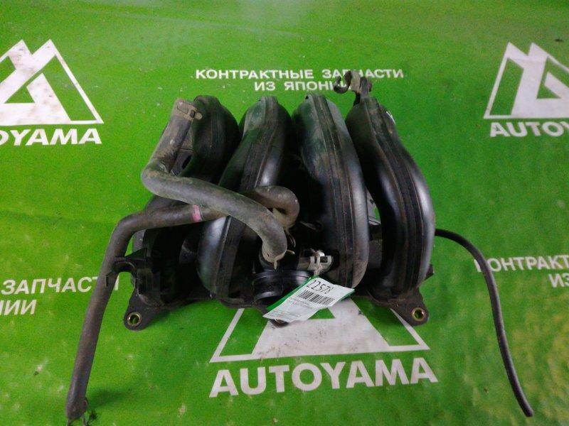 Коллектор впускной Toyota Duet M100A K3VE (б/у)
