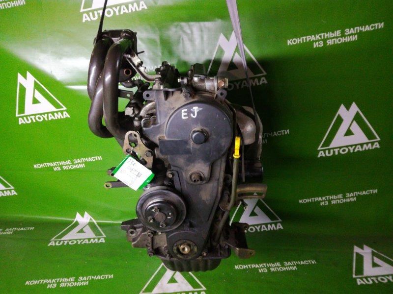 Двигатель Toyota Duet M100A EJVE (б/у)