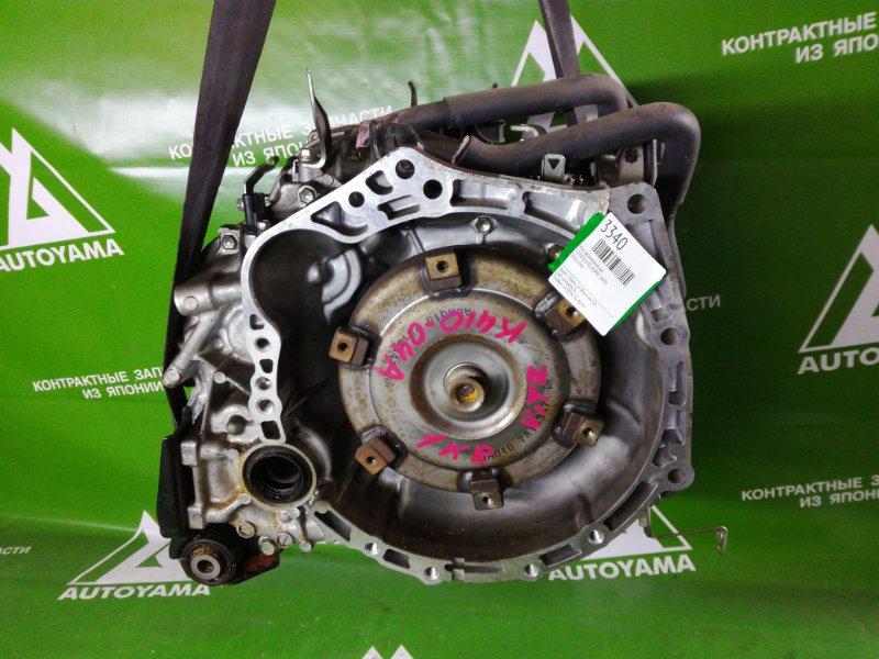 Кпп автоматическая Toyota Vitz KSP90 1KRFE (б/у)