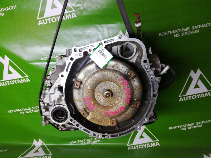Кпп автоматическая Toyota Ipsum ACM21 2AZFE (б/у)