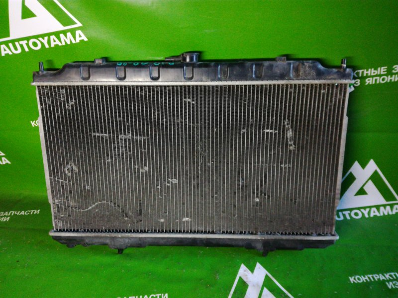 Радиатор двс Nissan Primera P12 QR20 (б/у)