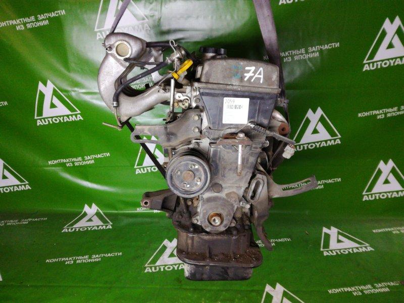 Двигатель Toyota Carina AT212 7AFE (б/у)