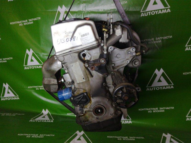 Двигатель Honda Odyssey RB1 K24A (б/у)
