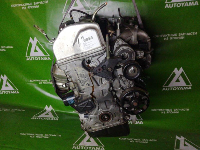 Двигатель Honda Stepwgn RG1 K20A (б/у)
