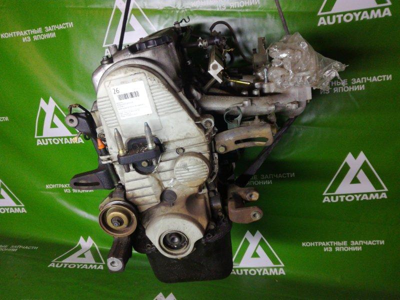 Двигатель Honda Logo GA3 D13B (б/у)