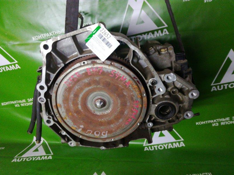 Кпп автоматическая Honda Partner EY7 D15B (б/у)