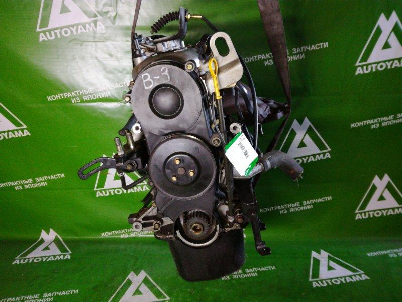 Двигатель Mazda Demio DW3W B3 2002 (б/у)