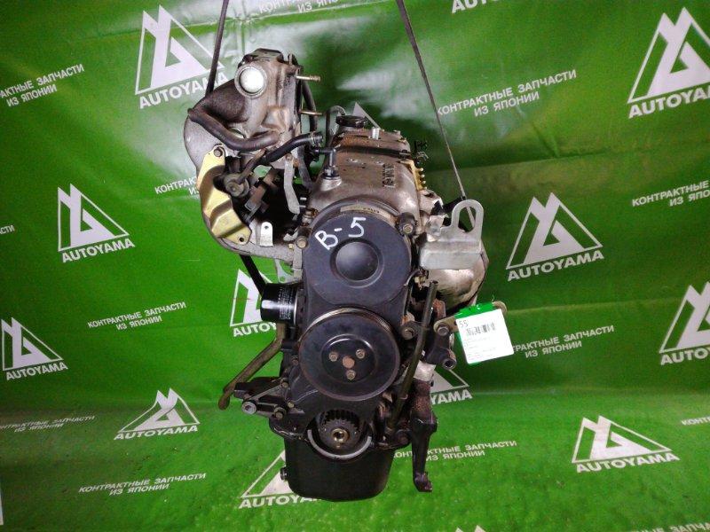 Двигатель Mazda Demio DW5W B5 2002 (б/у)