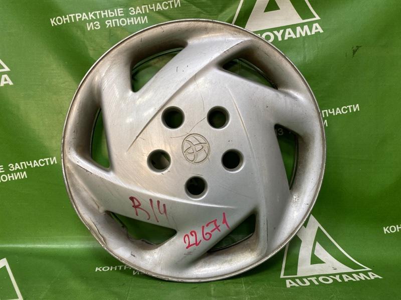 Колпак Toyota Corolla AE110 5AFE (б/у)