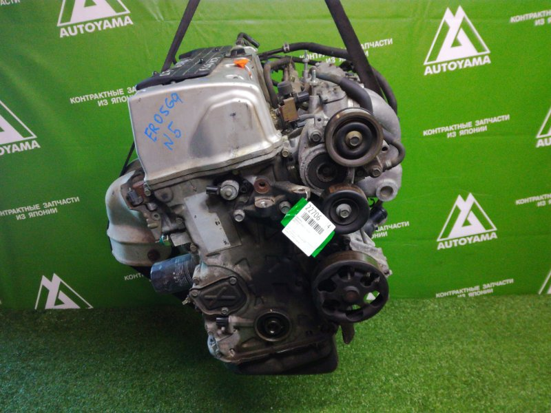 Двигатель Honda Accord CL7 K20A (б/у)