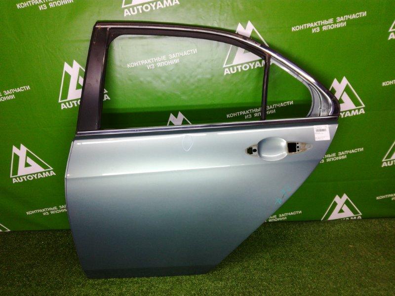 Дверь Honda Accord CL7 K20A задняя левая (б/у)