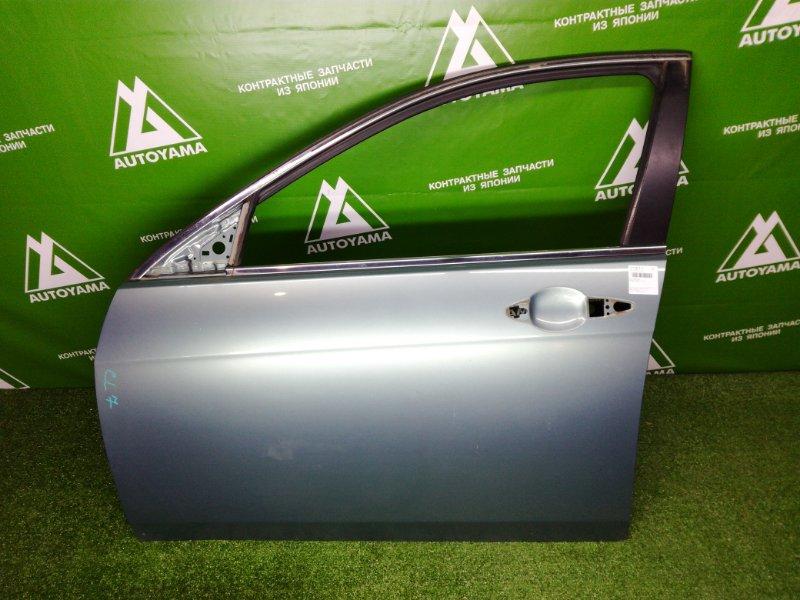 Дверь Honda Accord CL7 K20A передняя левая (б/у)