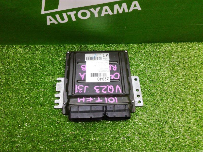 Блок управления двс Nissan Teana J31 VQ23 (б/у)