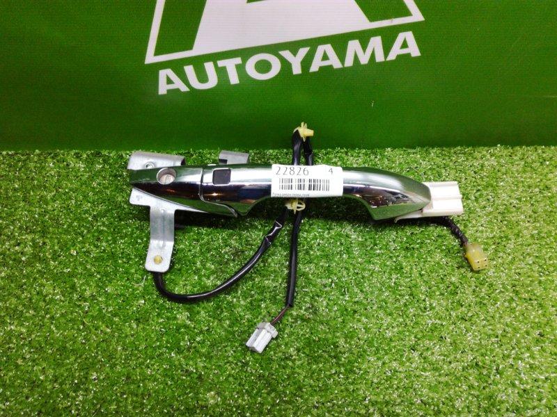 Ручка двери внешняя Honda Accord CL7 K20A передняя правая (б/у)