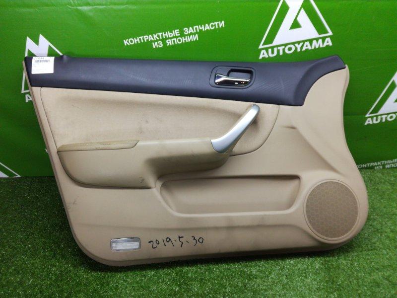 Обшивка двери Honda Accord CL7 K20A (б/у)