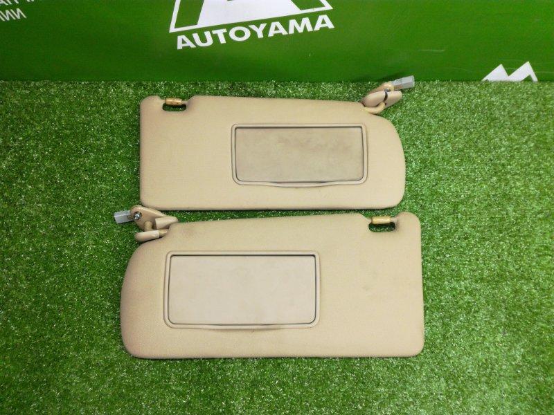 Козырек солнцезащитный Honda Accord CL7 K20A (б/у)