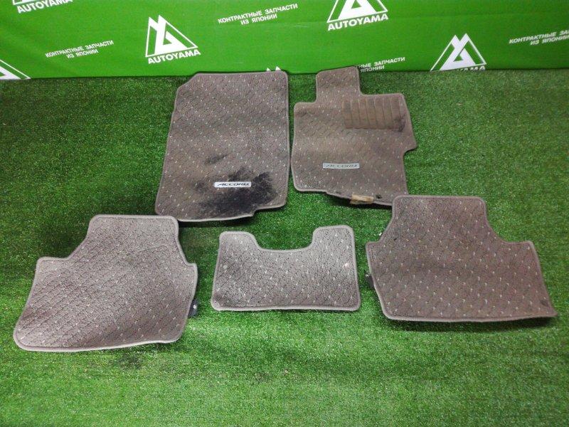 Коврики комплект Honda Accord CL7 K20A (б/у)