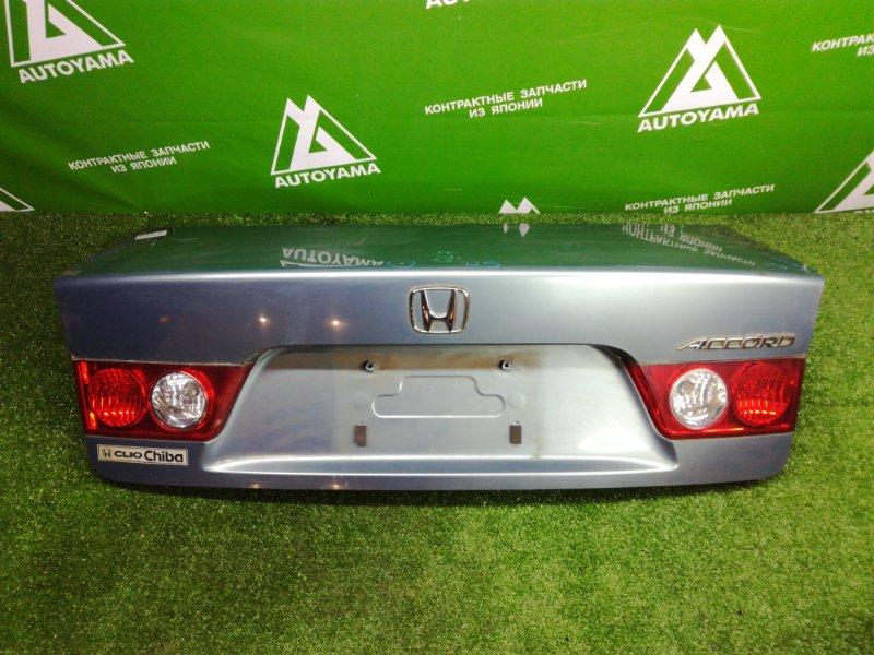 Крышка багажника Honda Accord CL7 K20A (б/у)