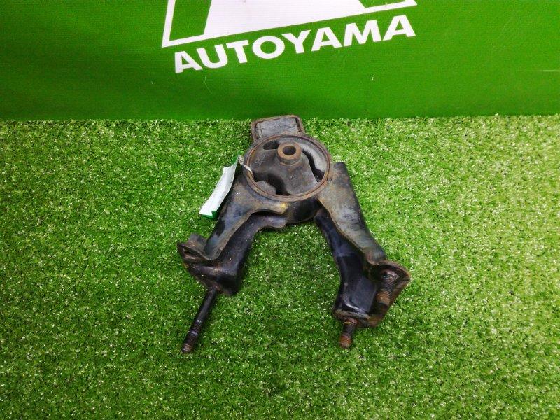 Подушка двигателя Toyota Allex NZE121 1NZFE 2001 задняя (б/у)