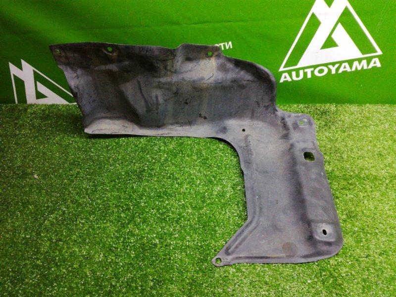 Защита двигателя Toyota Allex NZE121 1NZFE 2001 левая (б/у)