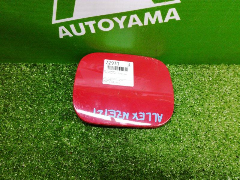 Лючок бензобака Toyota Allex NZE121 1NZFE 2001 (б/у)