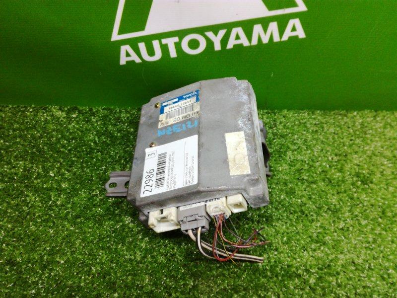 Блок управления рулевой рейкой Toyota Allex NZE121 1NZFE 2001 (б/у)