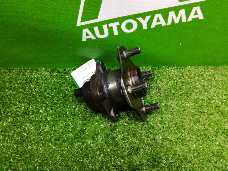 Ступица Toyota Allex NZE121 1NZFE 2001 задняя (б/у)