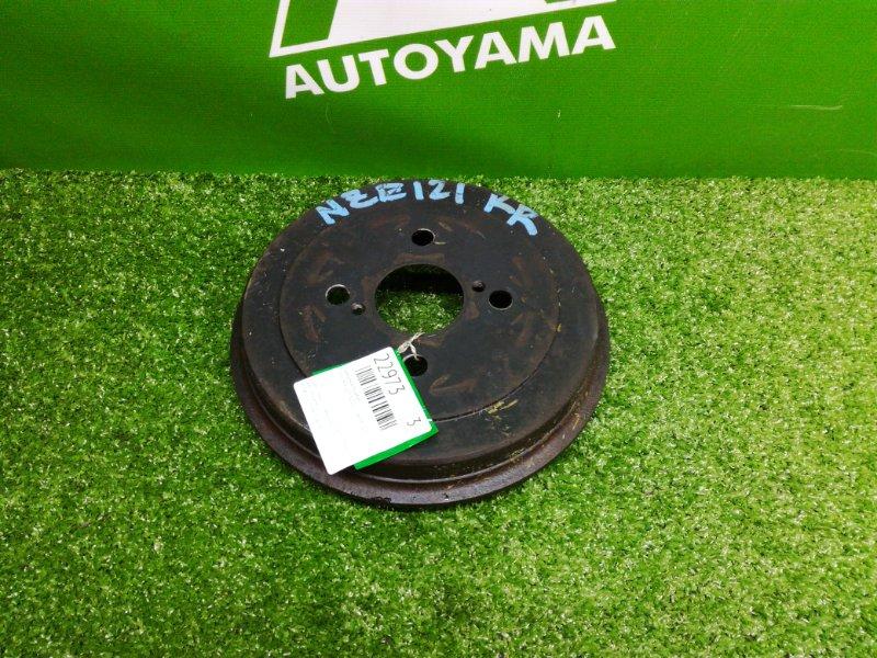 Тормозной барабан Toyota Allex NZE121 1NZFE 2001 (б/у)
