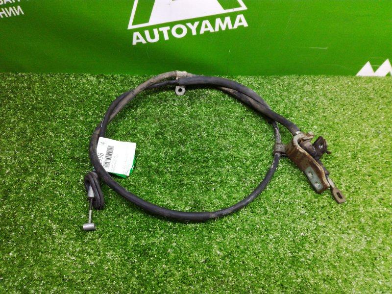 Трос ручника Honda Accord CL7 K20A задний левый (б/у)