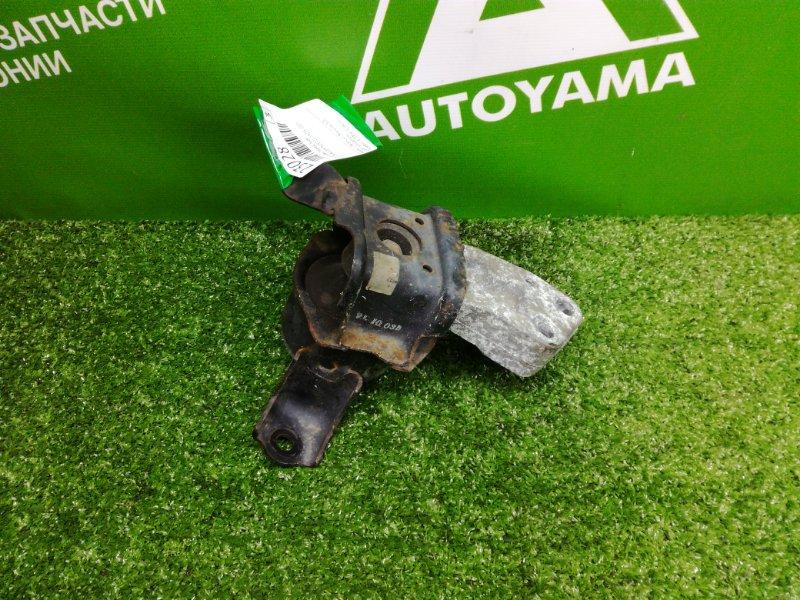Подушка двигателя Toyota Allex NZE121 1NZFE 2001 передняя правая (б/у)